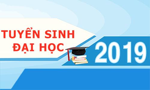 Thông tin tuyển sinh đại học hệ chính quy năm 2019 Trường Đại học Văn hóa TP. Hồ Chí Minh