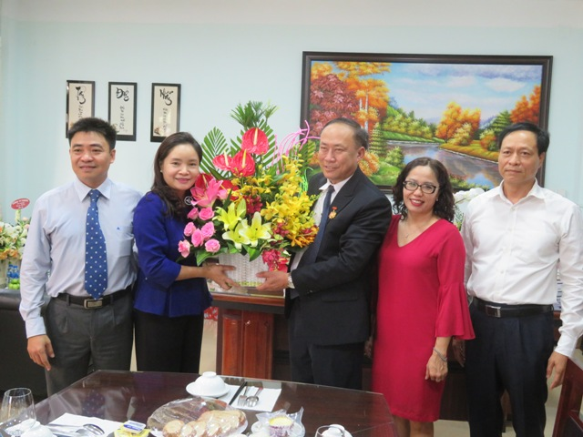 Lễ kỷ niệm ngày Nhà giáo Việt Nam 20 - 11