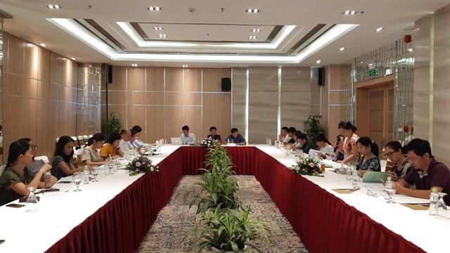 """Hội nghị chuyên đề """"Thống nhất nội dung dự thảo TCVN Du lịch công nghiệp và các dịch vụ liên quan - Cung cấp dịch vụ"""""""