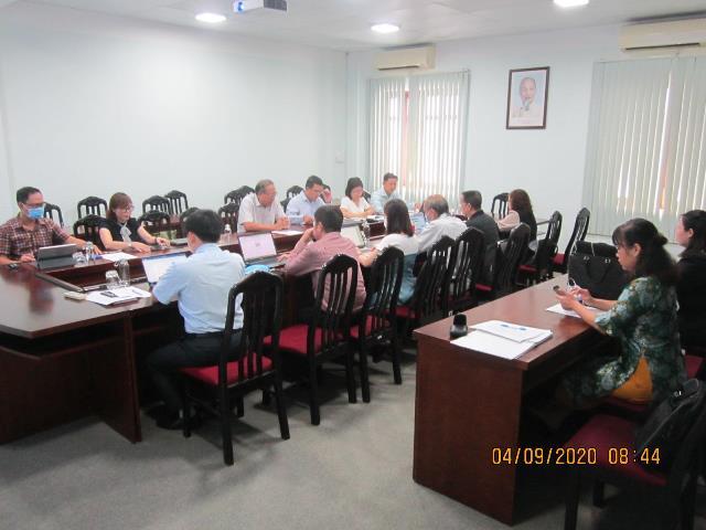 Trường Đại học Văn hóa TPHCM bước đầu khởi động đánh giá và kiểm định các chương trình đào tạo