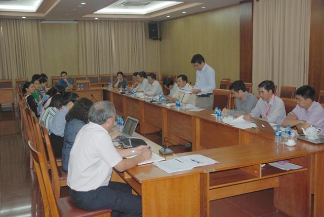 Trường Đại học Văn hóa TP. Hồ Chí Minh công bố quyết định bổ nhiệm cán bộ quản lý, điều hành và sắp xếp, tổ chức lại các phòng chức năng cho 3 đơn vị trực thuộc Trường Đại học Văn hóa TP. Hồ Chí Minh