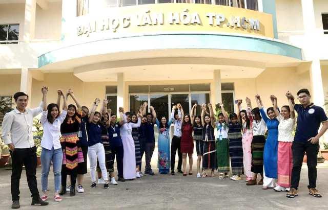 Ngành Văn hóa dân tộc thiểu số Việt Nam, ngành học ưu tiên về chính sách dân tộc chỉ có ở phía Nam