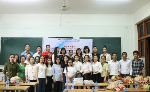 Hoạt động NCKH của sinh viên Khoa Quản lý Văn hóa, Nghệ thuật- Một năm nhìn lại