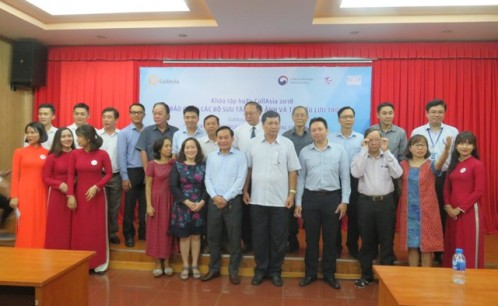 Lễ ký kết thỏa thuận hợp tác giữa trường Đại học Văn hóa TP. Hồ Chí Minh với các Bảo tàng.