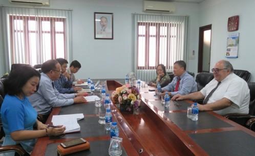 Lễ ký kết phụ lục biên bản ghi nhớ hợp tác giữa Trường Đại học Văn hóa TP. Hồ Chí Minh và Trường Đại học Tổng hợp Zielona Góra, Ba Lan