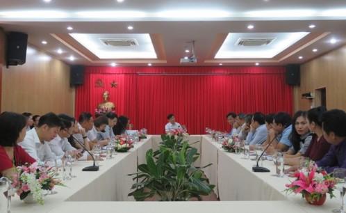 Hội nghị các đơn vị sự nghiệp trực thuộc  Bộ Văn hóa, Thể thao và Du lịch ở khu vực phía Nam.