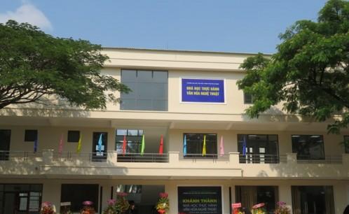 Trường Đại học Văn hóa TP. Hồ Chí Minh công bố điểm trúng tuyển và danh sách trúng tuyển bậc đại học đợt 1 các ngành, chuyên ngành hệ chính quy năm 2019