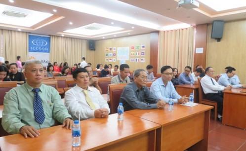 Lễ tiếp nhận hiện vật do nhà sưu tập Nguyễn Ngọc Ẩn trao tặng