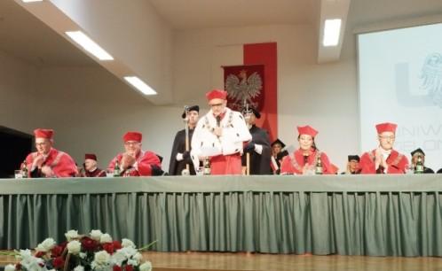 Một số hình ảnh về chuyến công tác của đoàn công tác Nhà trường tại Trường Đại học Tổng hợp Zielona Góra – Ba Lan