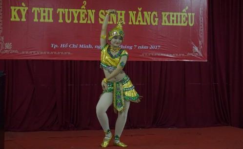 Trường Đại học Văn hóa TP. Hồ Chí Minh thông báo giấy báo dự thi và danh sách thí sinh môn năng khiếu ngành Quản lý Văn hóa năm 2018